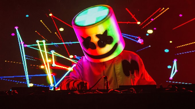 Plano de Fundo Marshmallow DJ
