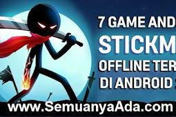 7 Game Stickman Offline Terbaik di Android 2019