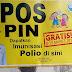 Pekan Imunisasi Nasional Polio 8-15 Maret 2016