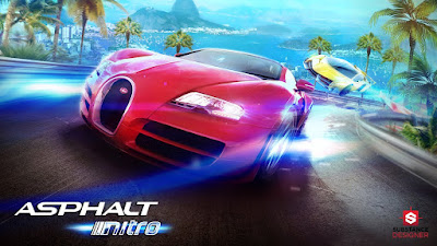 Download Game Asphalt Nitro Mod Apk