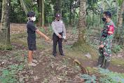 Jatuh Dari Pohon Kelapa, Penderes Nira Di Kutasari Tewas Di PKT