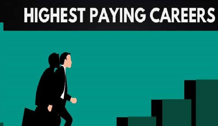 Highest Paying jobs in the Medical Field
