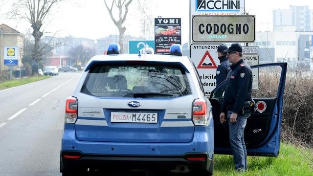 Coronavirus effect : Cigarettes, a few jokes on offer at Italy's quarantine checkpoints