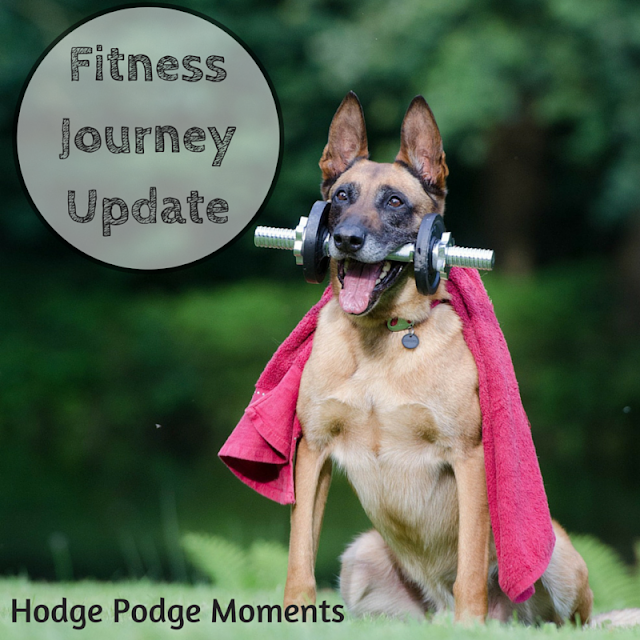 Fitness Journey Update