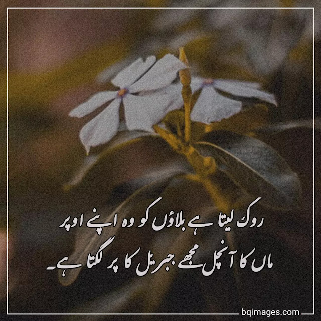 mother quotes in urdu sms