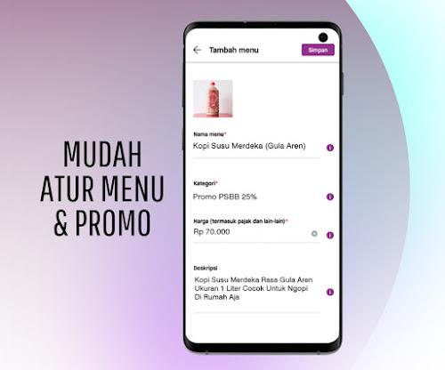 pos system memudahkan atur menu dan promo