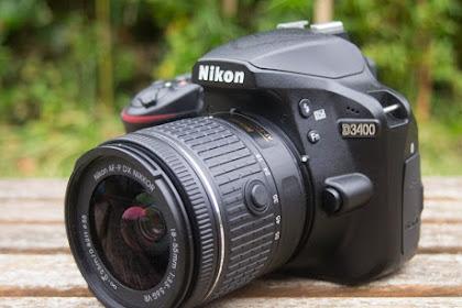 Nikon D3400: Sistem AF yang Solid