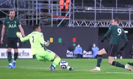Spectacular Victory for Mourinho  Tottenham Vs Fulham (1-0)