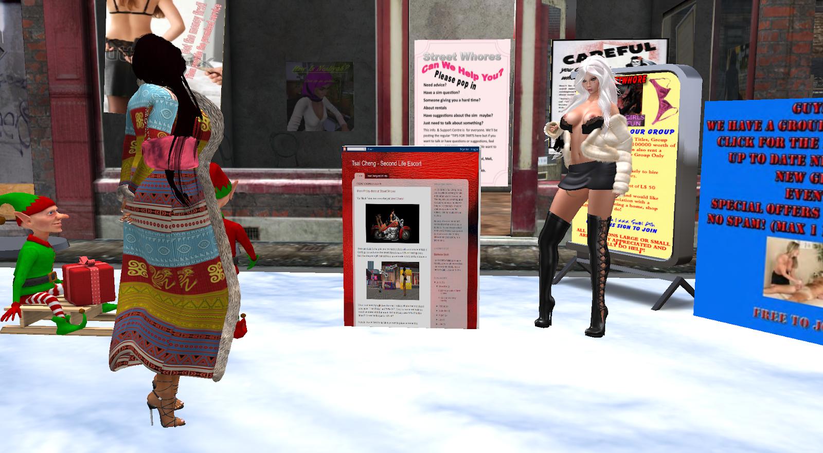 Tsai Cheng - Second Life Escort