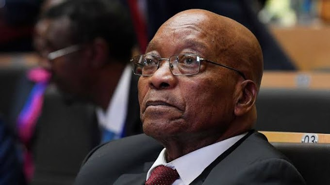 Former South African President, Jacob Zuma released from prison on medical parole
