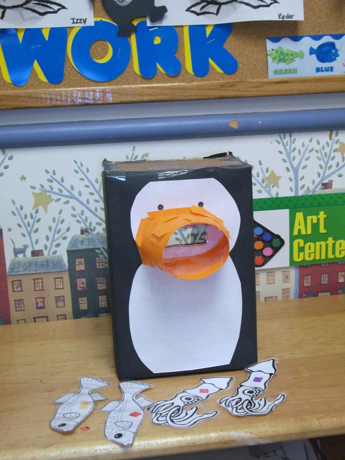 Classroom Conspiracy Penguin Theme