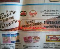 Logo Aia e Negroni ''Il Gusto sempre giusto'': vinci ogni giorno 1 soggiorno per te! Anticipazione