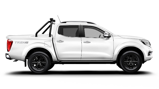 Nissan Navara Trek-1°: High-spec limited edition