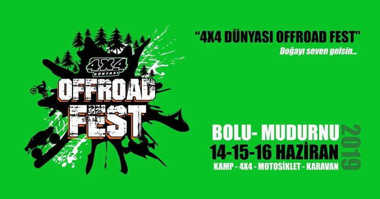 Mudurnu'da Offroad Festivali Yapılacak