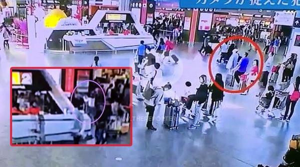 [VIDEO]  detik Kim Jong-Nam diserang 2 suspek utama di KLIA 2 didedahkan