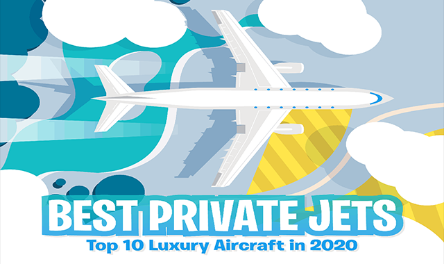 Top 10 Luxury Aircraft in 2020