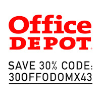 Save 30% on Your Qualifying $30 Purchase at Office Depot OfficeMax