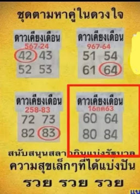 Thai Lotto Exclusive 3up Pairs Facebook Timeline Blogspot 16 July 2020