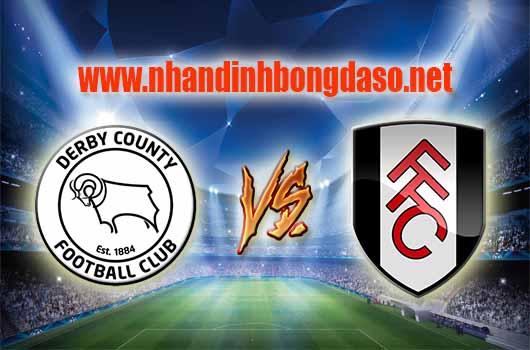 Nhận định bóng đá Derby County vs Fulham, 02h45 ngày 05/04