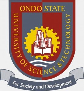 Ondo State University of Science and Technology (OSUSTECH) 2019/2020 Academic Session Post UTME Screening Form for  [3RD ROUND]