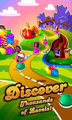 Candy Crush Saga Mod Apk For Android Device
