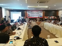 Kapolres Tanggamus Hadiri Rapat Persiapan Pilgub Lampung