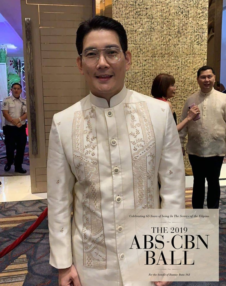 Richard yap ABS-CBN Ball 2019