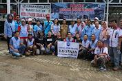 PT. Nikomas Gemilang Berikan Bantuan kepada Korban Banjir Bandang di Lebak-Banten