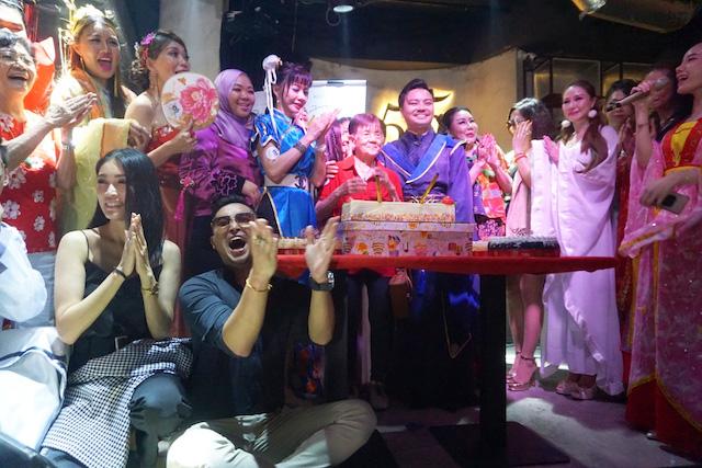 Happy Birthday Dr Zyro Wong!