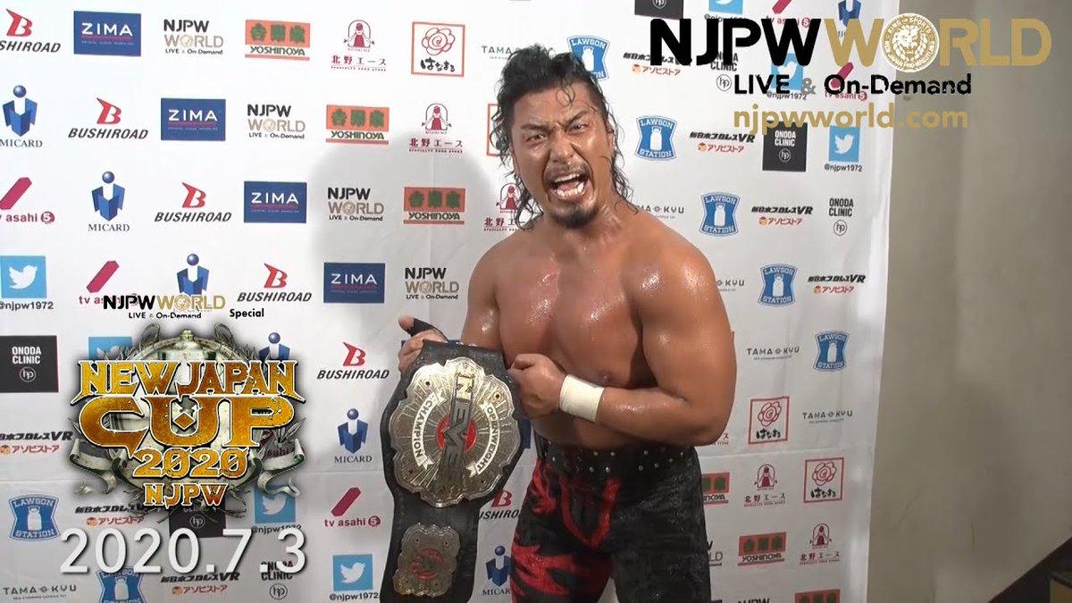 Shingo Takagi comenta sobre o quão importante é ter experiência dentro do PW