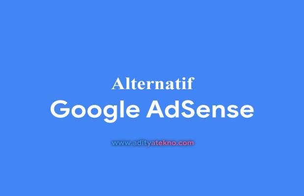 Alternatif Google AdSense Terbaik 2020