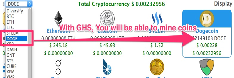 How to increase your mining power (GHS) for FREE with EOBOT and earn