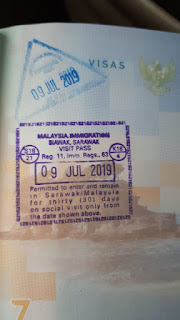 Paspor Berguna Pertama Kali