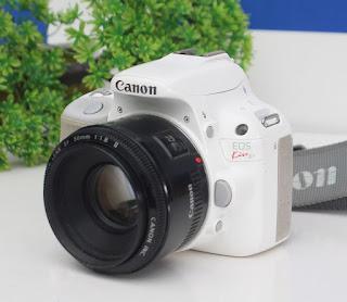 Jual Canon Kiss X7 ( Eos 100D ) Bekas