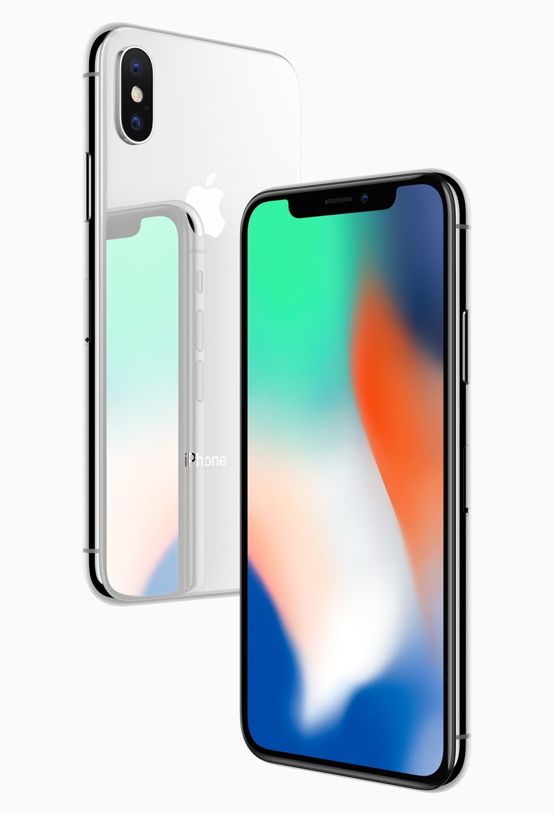 Apple iPhone X back