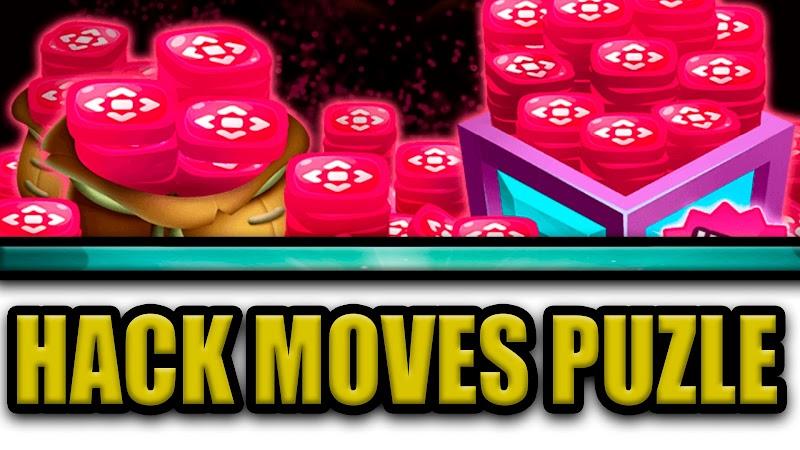 HACK MOVES PUZLE - OBTEN MAS MOVES PUZLES