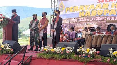 Wakil Ketua DPRD Samosir Harapkan Pemerataan Pembangunan Daerah Pinggiran