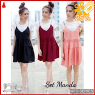 AFO580 Model Fashion St Manda LD 85 P Murah BMGShop