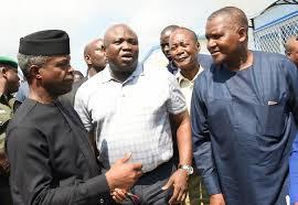 Lagos dangote Refinery