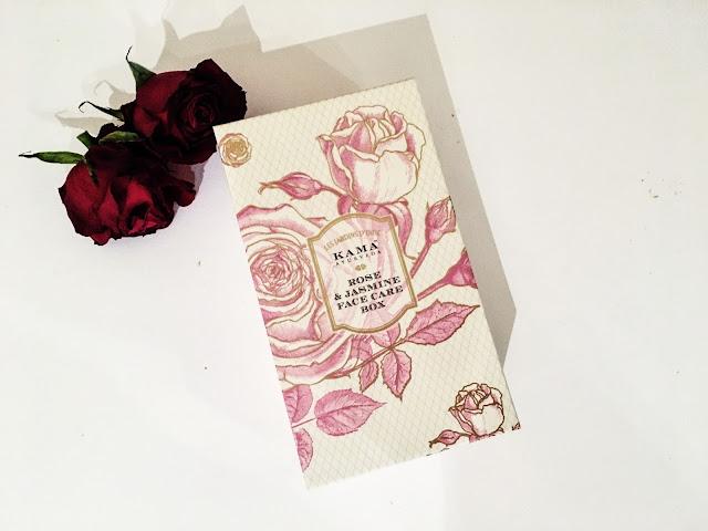 Kama Ayurveda - Róża + Jaśmin