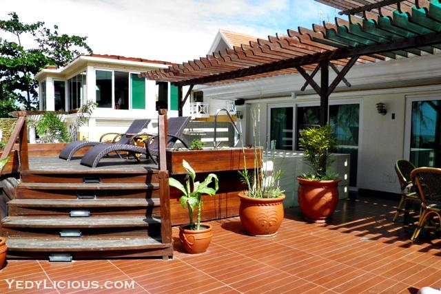 Ambassador Suite at Boracay Mandarin Island Hotel Philippines