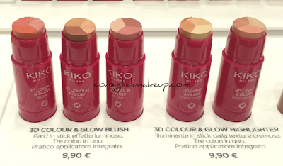 kiko collezione estate 2016 the beauty games