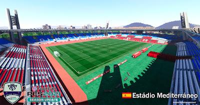 PES 2021 Stadium Mediterráneo