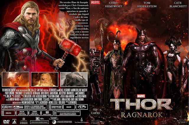 Thor Ragnarok 2017 Dual Audio ESub