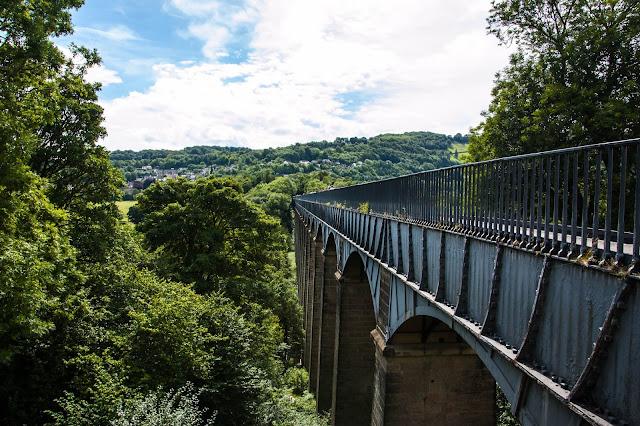 aqueduct trevor basin