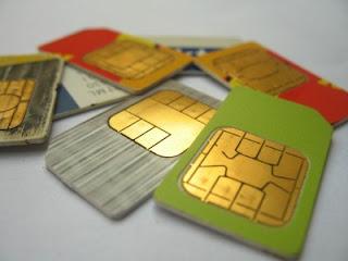 ouro nos chips de telefones celulares