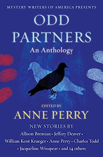 Odd Partners: An Anthology Edited by Anne Perry [Book Review and Giveaway]