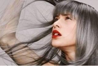 άσπρες τρίχες στα μαλλιά