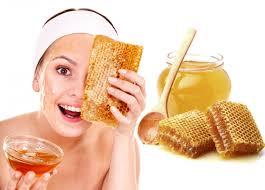 ماسك شمع العسل لترطيب البشره الجافه فى الحجر المنزلى