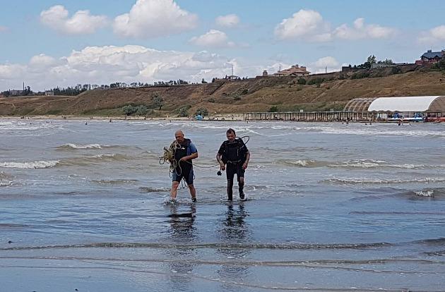 З моря викинуло тіло 7-річного хлопця
